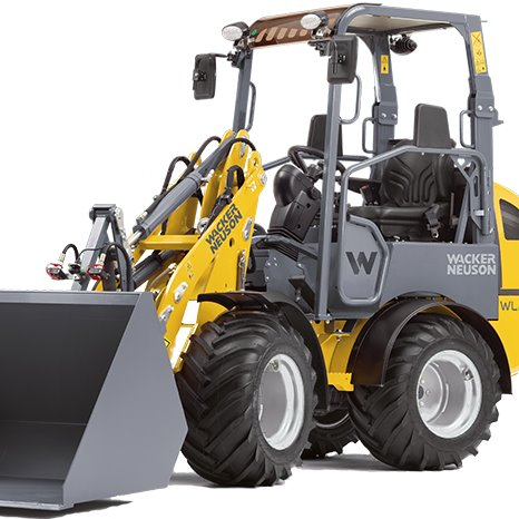 shovel 2 ton wacker neuson wl20 huren. Black Bedroom Furniture Sets. Home Design Ideas